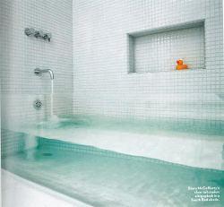 Vasca da bagno angolare - Vasca da bagno in vetro ...