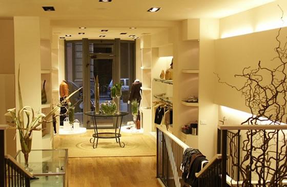 Lo stile etnico per l 39 arredamento del negozio for Arredamento in stile coloniale