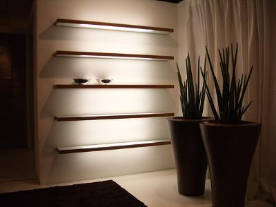 Arredare con la luce illuminazione interna for Arredare con la luce