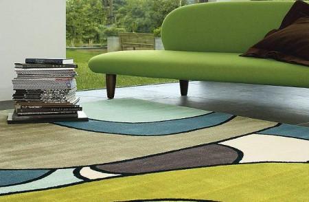 Soggiorno design arredo for Tappeti soggiorno moderni