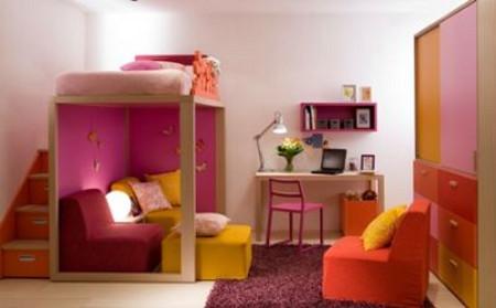 Camerette per ragazzi come arredare la cameretta letti per cameretta - Camerette per bambini piccoli ...