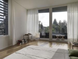 Tende moderne da interni consigli arredamento moderno for Tende arredo interni