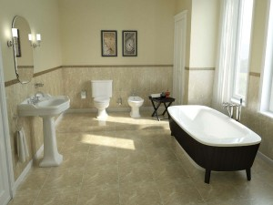 Bagno vintage soluzioni arredamento bagno - Mobili bagno retro ...
