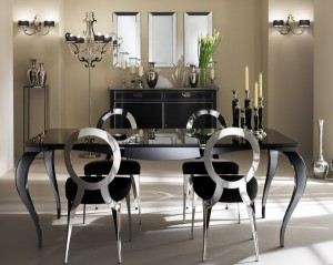 Arredamento Moderno Elegante : Arredamento misto moderno e antico elegante lampadario bianco e