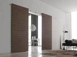 Porte scorrevoli per interni | Porta scorrevole con scrigno