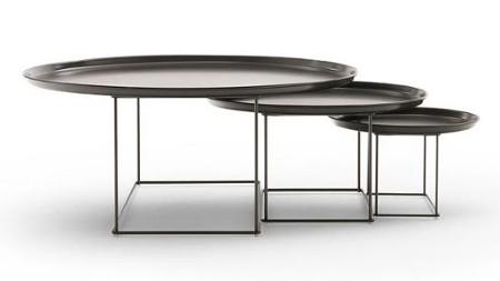 Arredamento per il soggiorno tavolino da salotto for Tavoli rotondi da soggiorno
